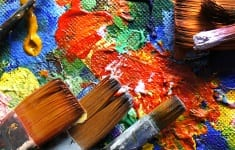 Art-colors-canvas-brush