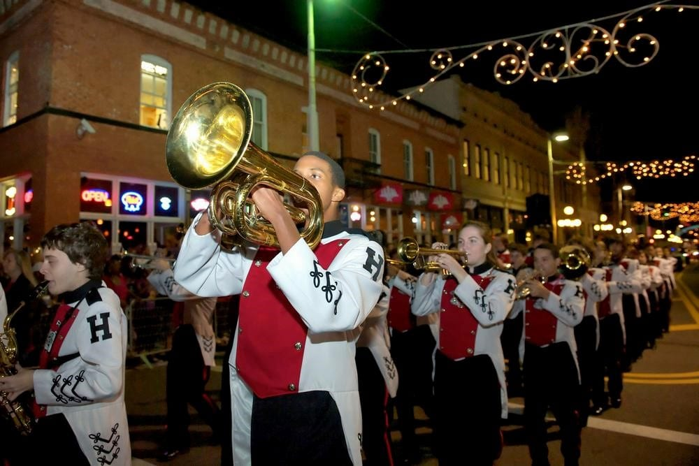 Barber Ybor : Proceeds from the Knight Parade benefit the Krewe of the Knights of ...
