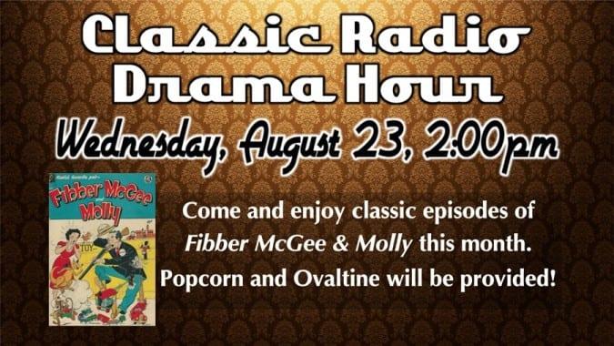 Classic Radio Drama Hour