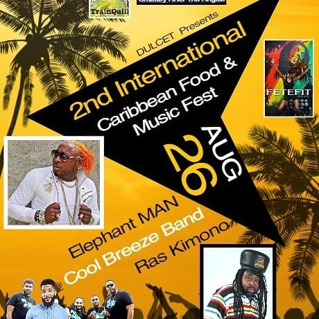 2nd International Caribbean Food and Music Festival