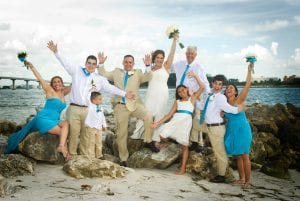 Shephard's Beach Weddings