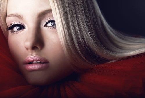 make-up fashion and glam