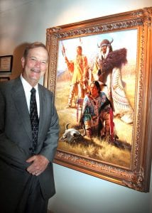 Tom James Wildlife and Western Art