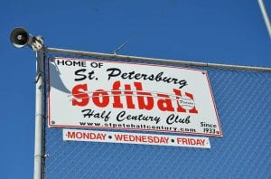 Destination Tampa Bay Half Century Softball Club
