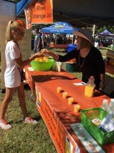 Dunedin Orange Festival