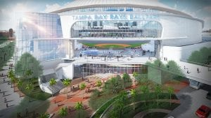Tampa Bays Reveal Plans for Stadium