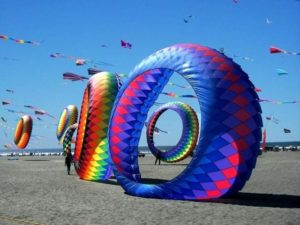 Sport Kite Competition