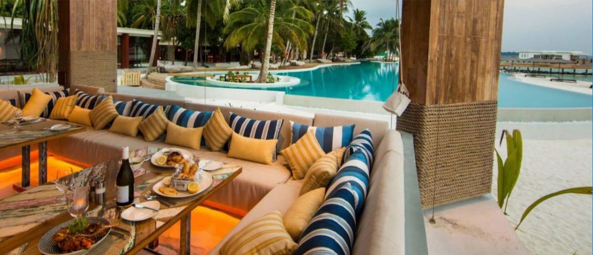 Sirata Beach Resort -Harry's New Pool