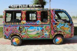 Haider Ali - Pakistan for Shine Mural Festival