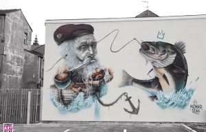 Nomad Clan-England Shine Mural Festival