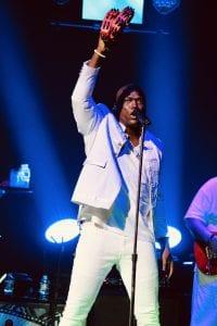 Carlos Santana Global Consciousness Tour photos by libby fabio