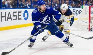 Tampa Bay Lightning Bolts