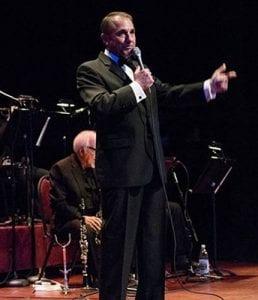 Tony Sands Tributes Sinatra