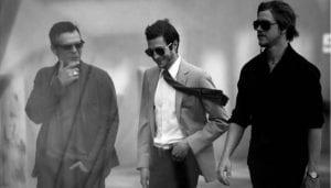 Interpol Rocks Off the Mahaffey