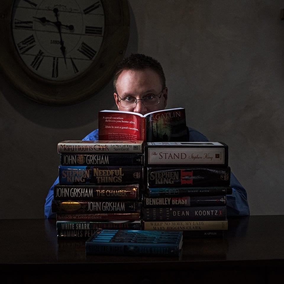 JT Gatlin Tampa Bay area author