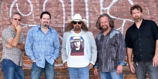 Artimus-Pyle-Band-Preforming at Largo Arts