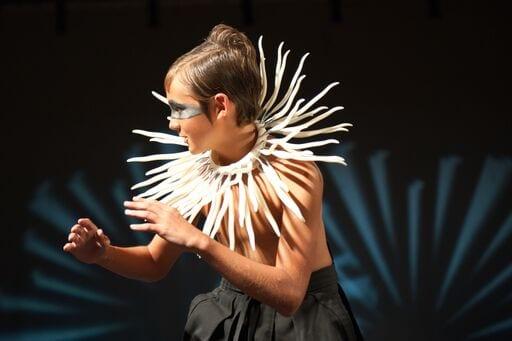 Wearabke Art Fashion Show