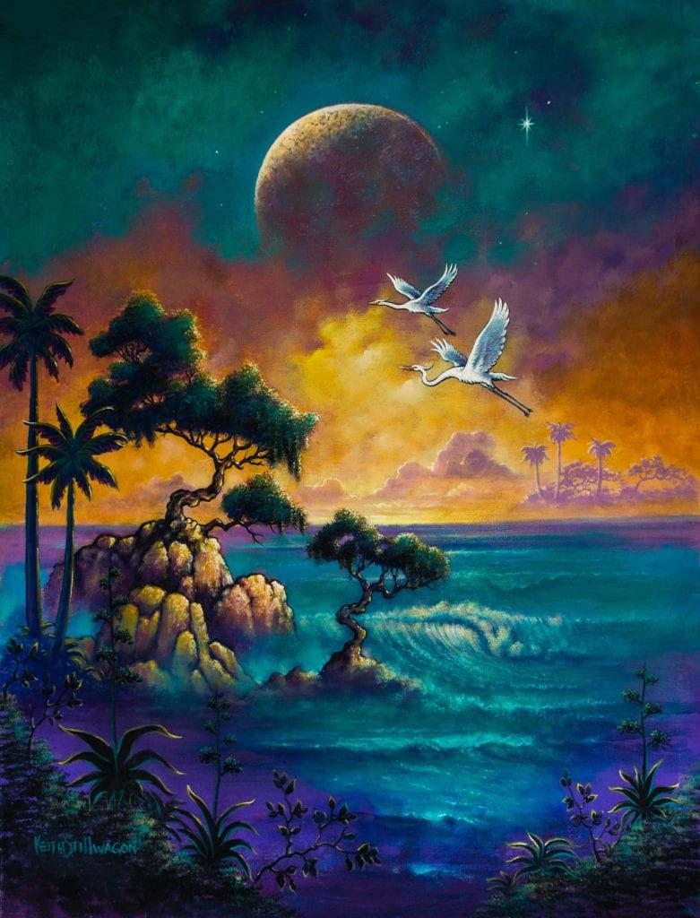 Keith Stillwagon Art Auction Benefit Party