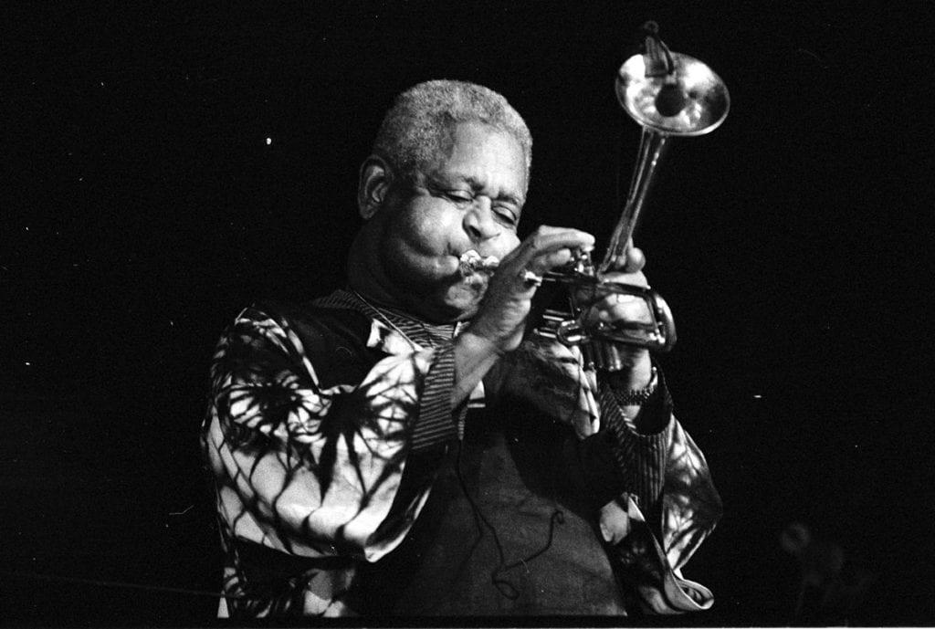 Clearwater Jazz Holiday Dizzy Gillespie