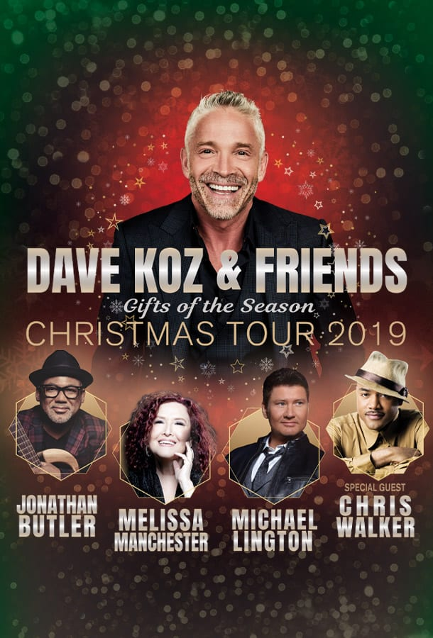 Dave Koz and Friend for Christmas