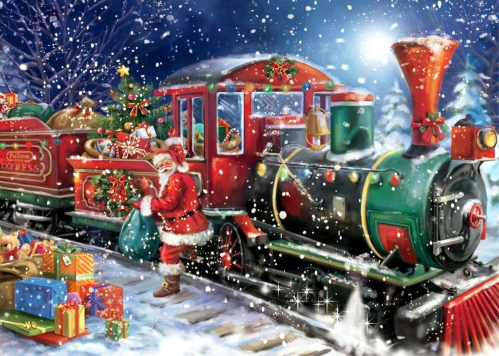 Largo Presents North Pole Express