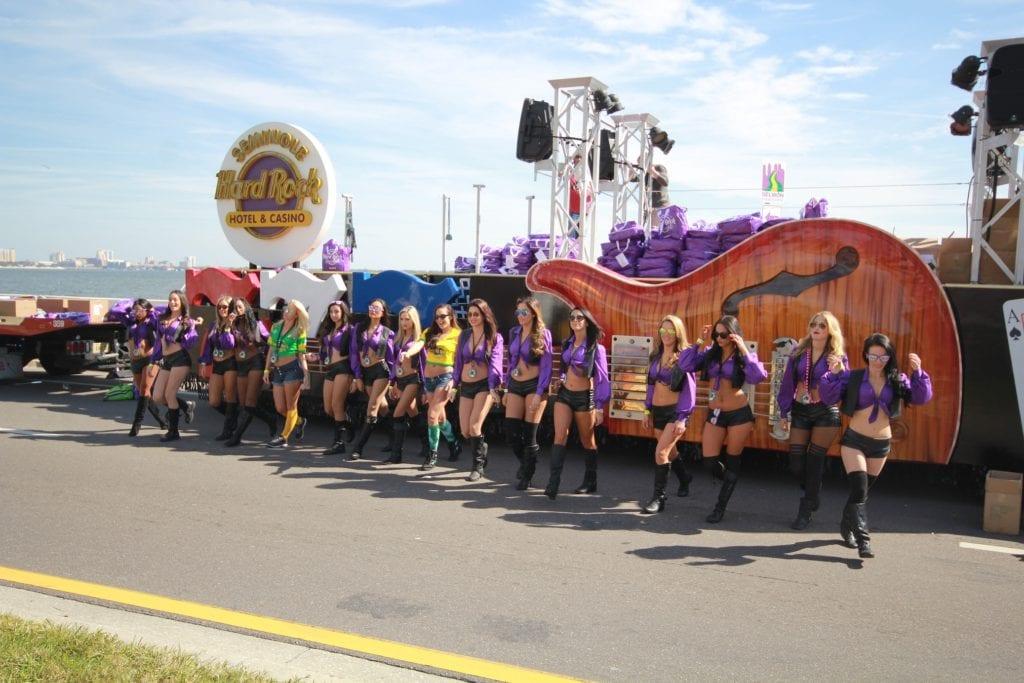 Seminole Hard Rock Gasparilla Pirate Fest