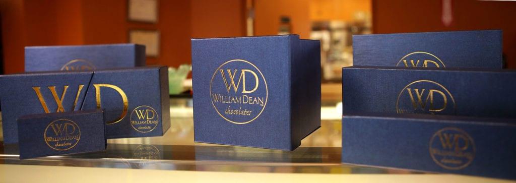 William Dean Chocolates Shop Local