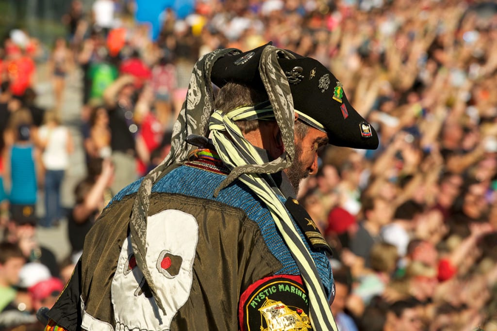 Gasparilla Pirate Fest Includes Pirate Invasion