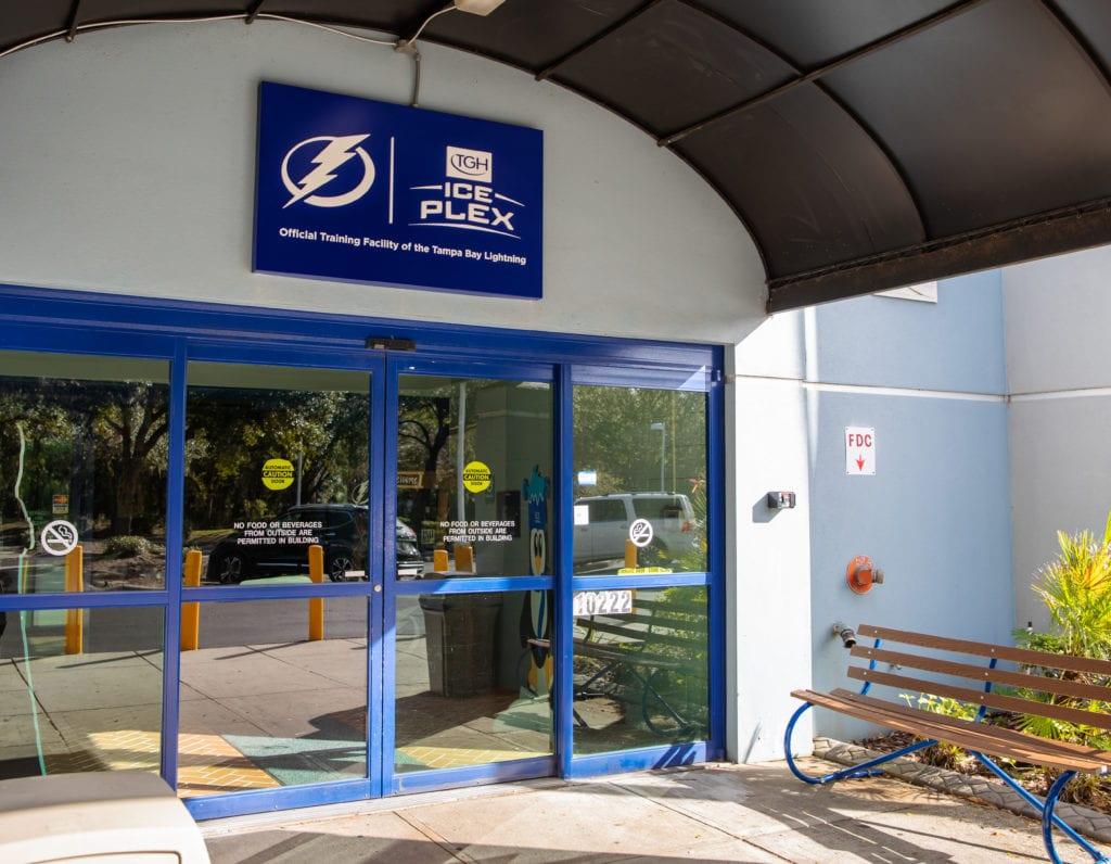 Rebranding for the Lightning Complex