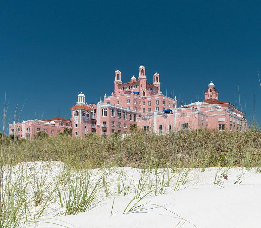 Don Cesar Pink Palace