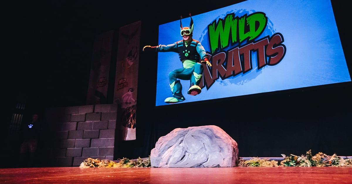 'Wild Kratts Live!' Recreates Animated TV Show